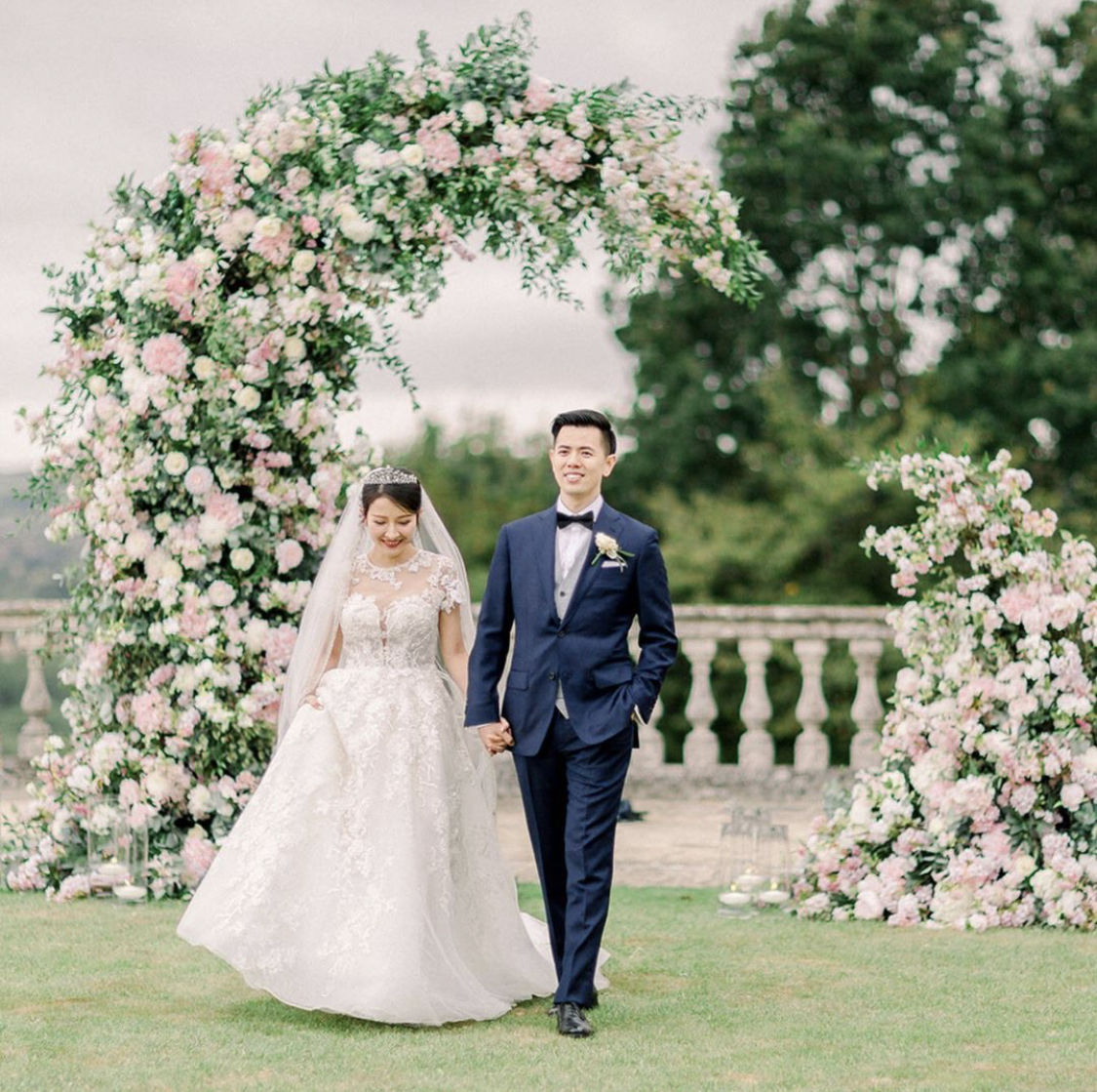 Wedding at Cliveden House